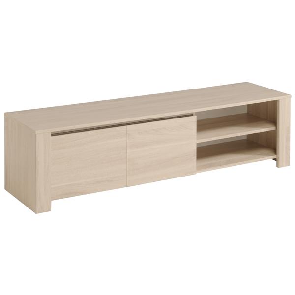 Parisot warren tv enhet sesam eik - Sesam meuble ...